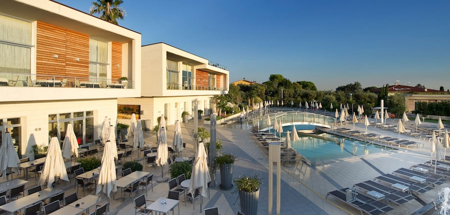 Hotel Germano, Bardolino, Lake Garda, Italy - Exterior & outdoor pool.jpg
